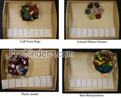 pattern manipulatives
