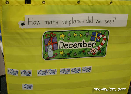 Airplane Counting