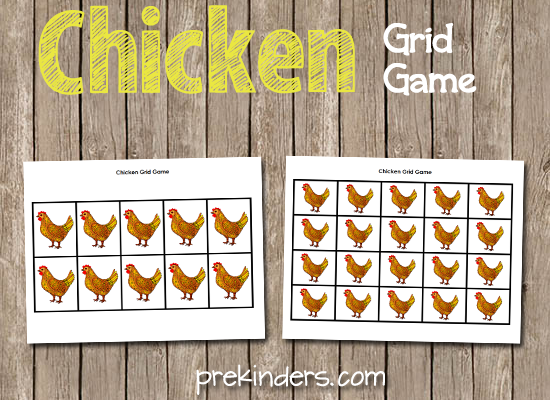 Chicken Grid Game