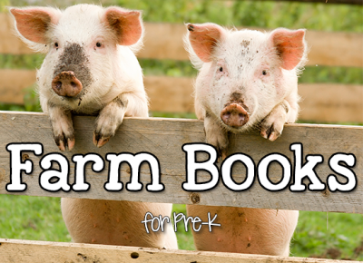 Farm Books for Children