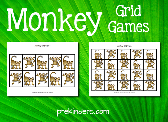 Monkey Grid Games