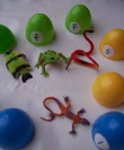 Oviparous Animal Game
