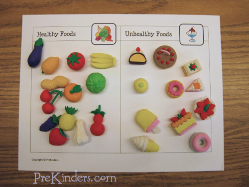 Food Classification Activity