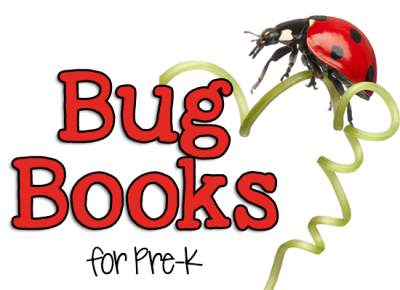 Bug Books for Children