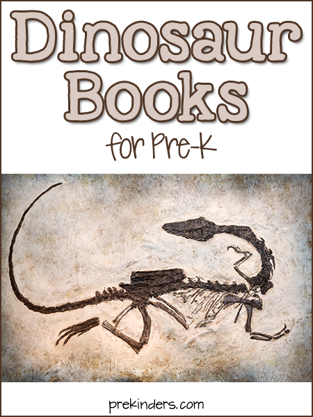 Books About Dinosaurs for Pre-k