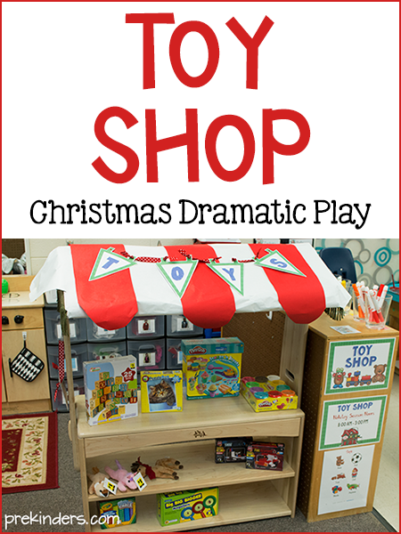 Toy Store Dramatic Play