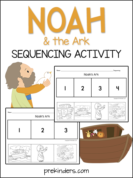Noah's Ark: Sequencing Activity